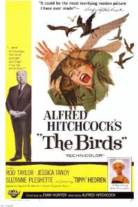 The Birds Image courtesy of Movie Poster Shop
