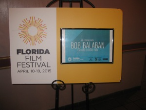 An Evening with Bob Balaban, Featuring Gosford Park. Photo by: Sandra Carr