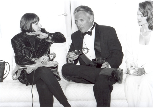 Me with Dennis Hopper and Victoria Duffy2