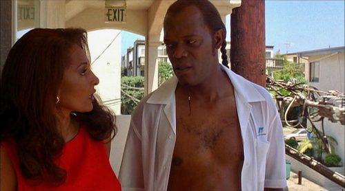Jackie Brown and Ordell Robbie