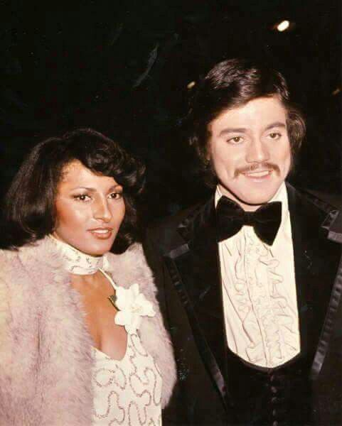 Pam Grier and Freddie Prinze