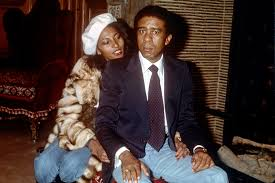 Pam Grier and Richard Pryor2