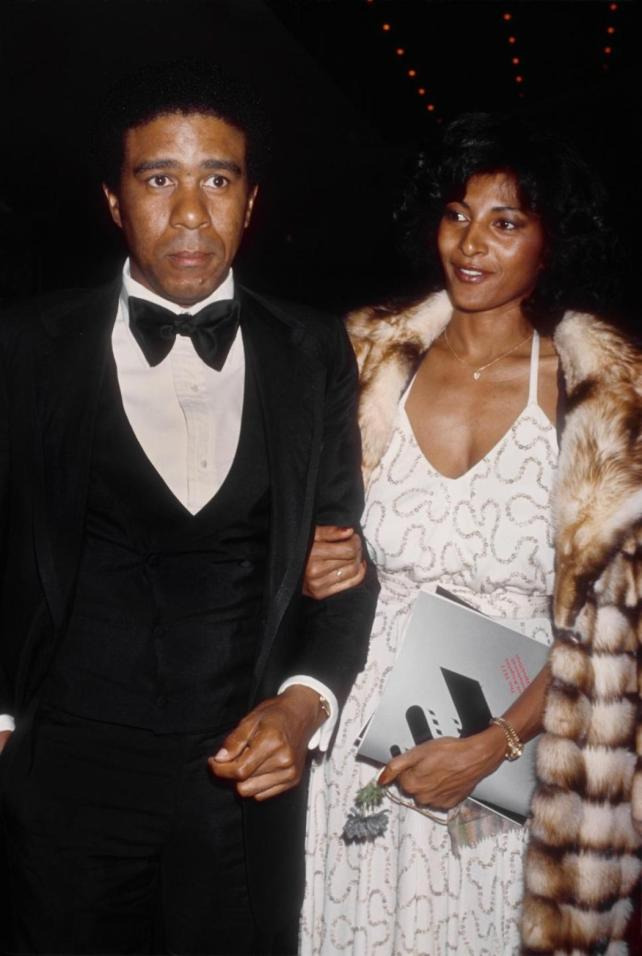 Pam Grier and Richard Pryor3