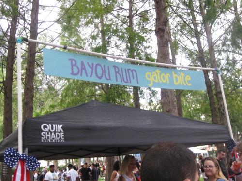Bayou Rum Gator Bite2