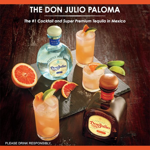 Don Julio Tequila Paloma