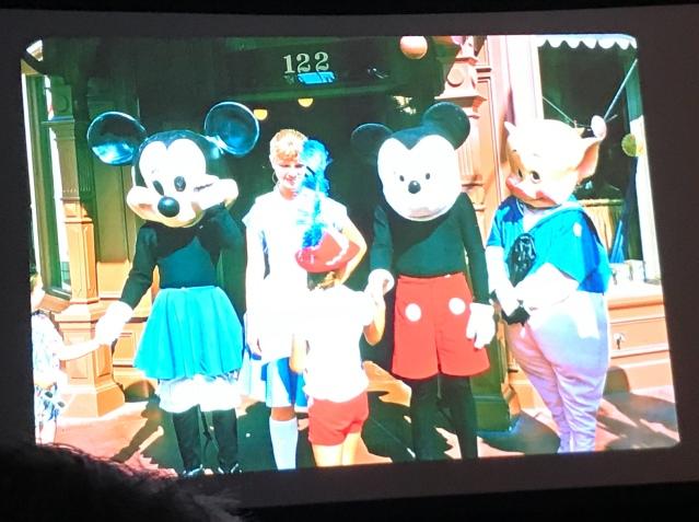 Disneyland Slide
