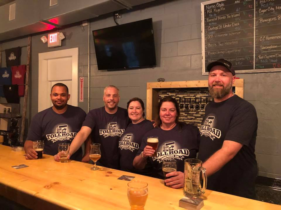 Toll Road Brewing Company