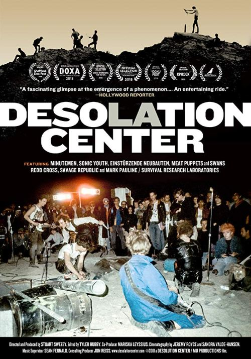 Desolation Center Movie Poster