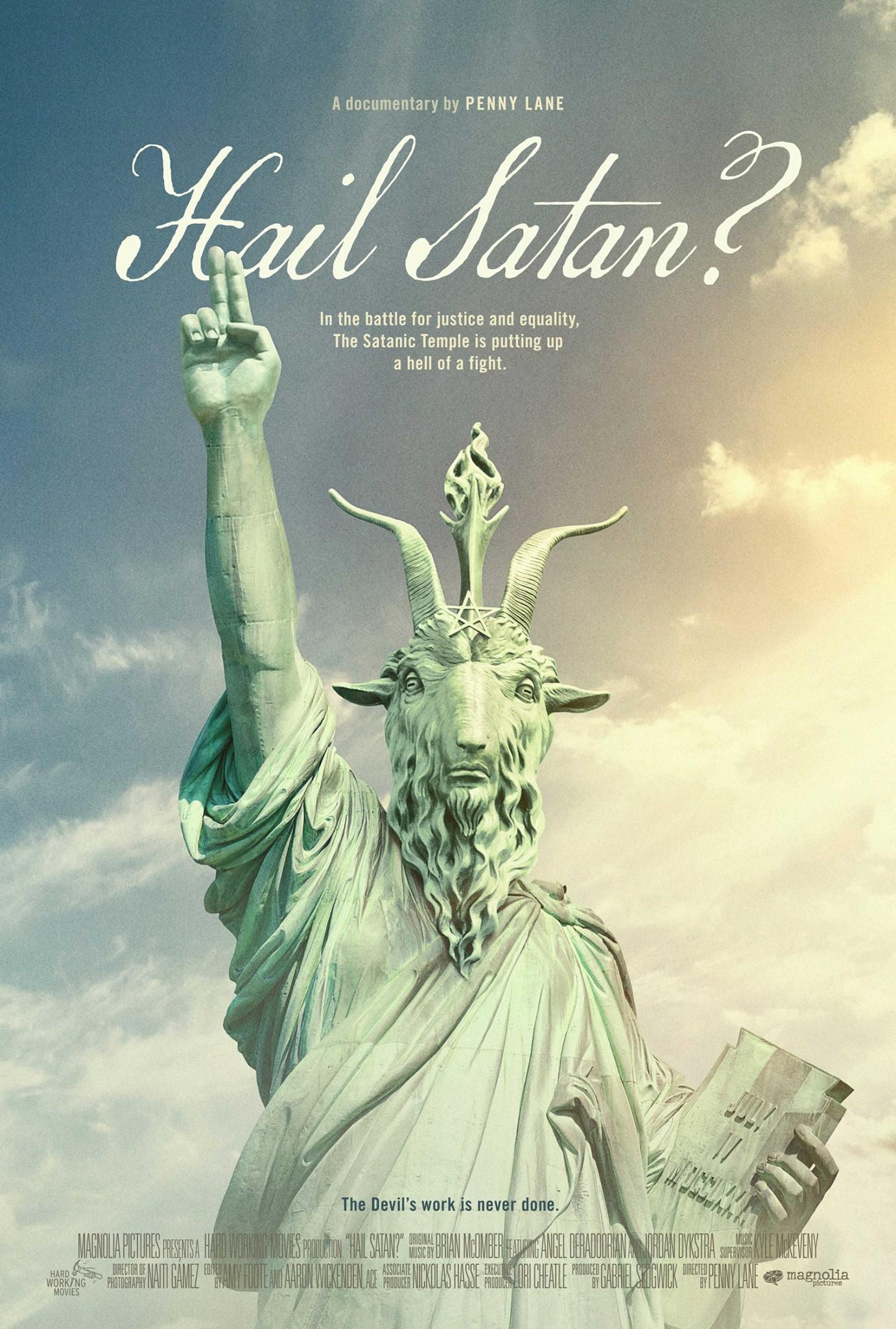 Hail Satan Image