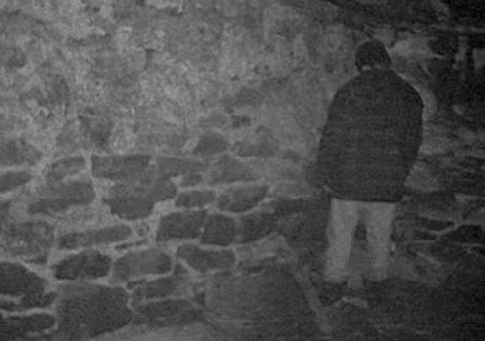 The Blair Witch Project Ending