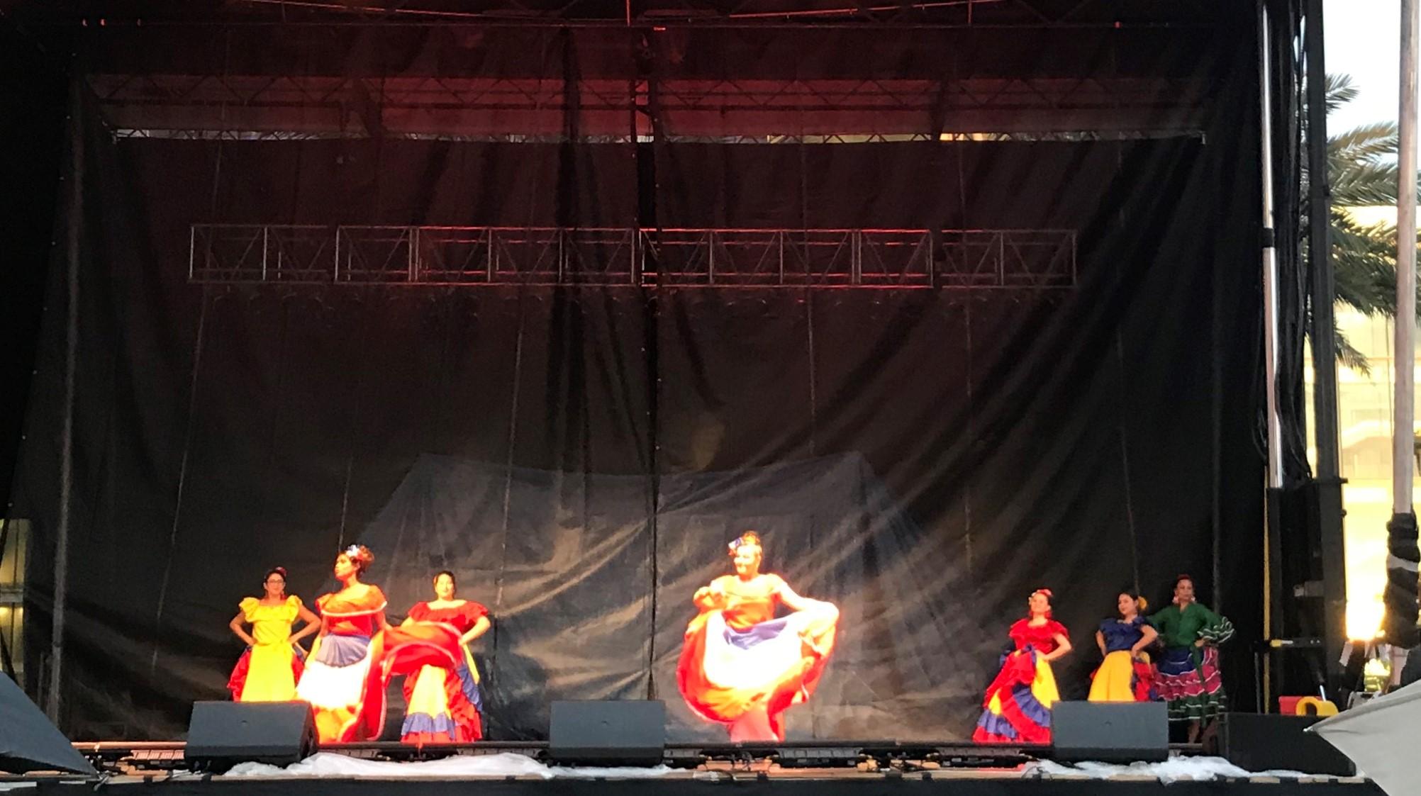 Huellas de Colombia Folk Dances Edited