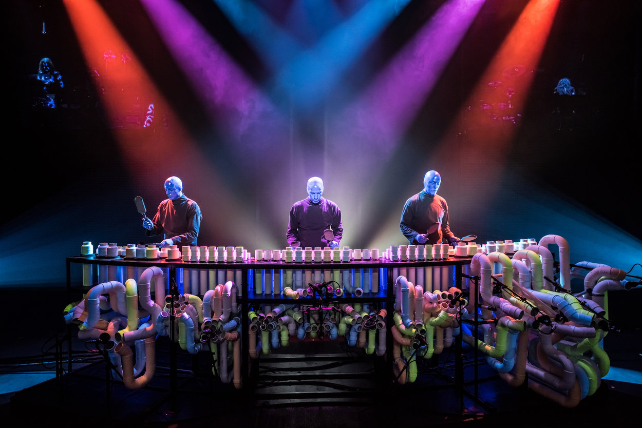 IMMERSE 2019 Photo - Blue Man Group