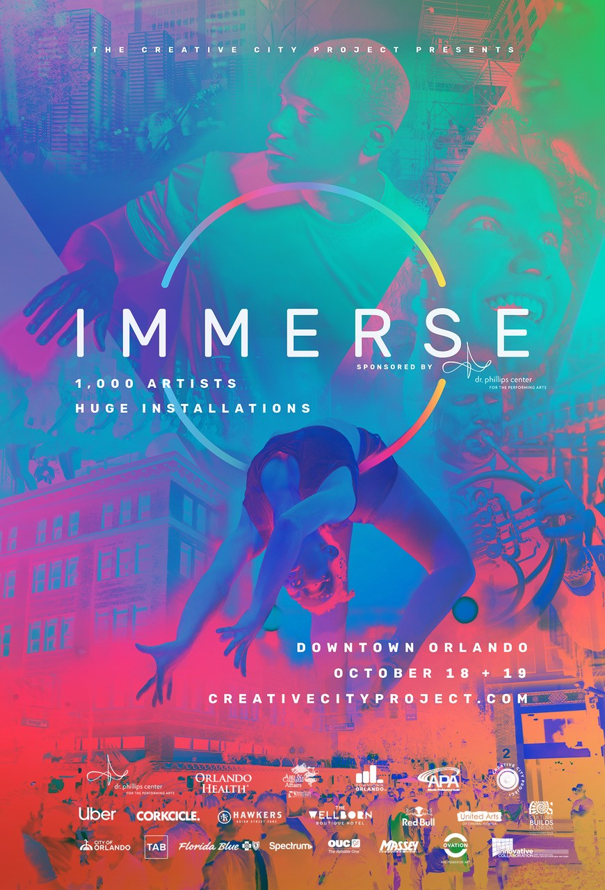 Immerse 2019 Poster
