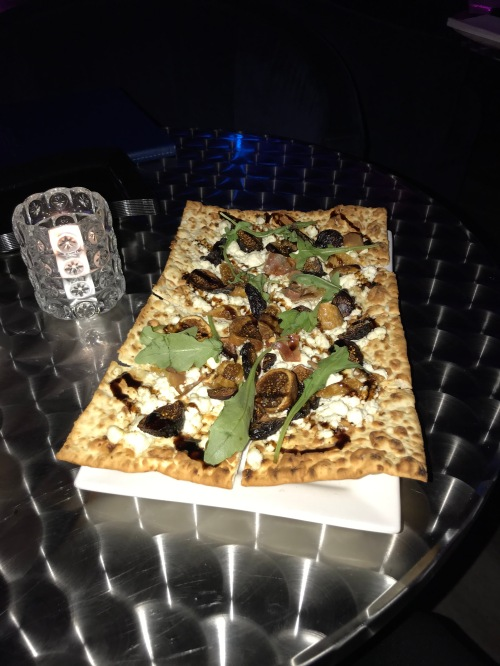 Fig and Goat Cheese Flatbread