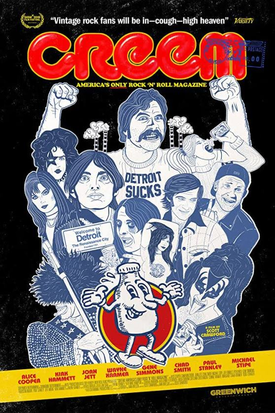 Creem America's Only Rock 'n' Roll Magazine